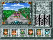 Меч и Магия III-SNES-1
