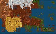Энрот - игровая карта