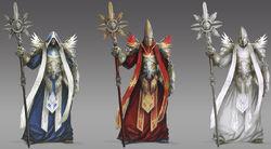Герои Магии Альянс Света H6