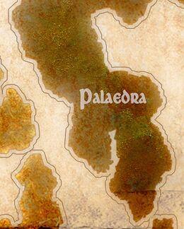 Палаэдра