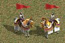 Рыцари на карте (HoMM IV)