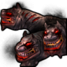 Огненная гончая-иконка