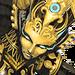 Обсидиановая горгулья-иконка-H7