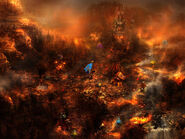 Карта Heroes of Might and Magic VI от Nival-лава