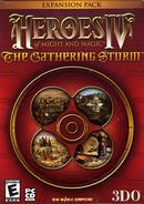 Heroes of Might and Magic IV The Gathering Storm
