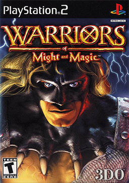 Warriors of Might and Magic Coverart