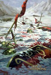 Разбитая армия Волков