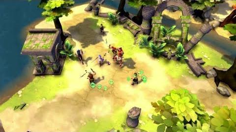 Might and Magic Raiders Trailer (Gamescom 2012)