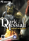 Dark Messiah of Might and Magic - обложка