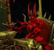Сарет-демон (HoMM V)