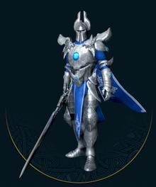 Рыцарь H6 3D