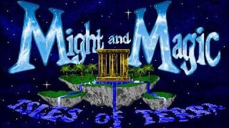 Might and Magic III (PC DOS) 1991, New World Computing (Spoiler Warning, Secrets!)