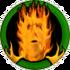 Огненный элементал - HoMM IV - иконка