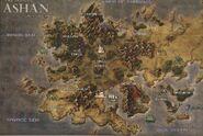 Асхан - карта 3