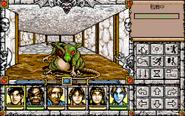 Меч и Магия-скриншот-PC-98-1