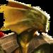 Человек ящер иконка H7