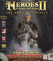 Heroes of Might and Magic II The Price of Loyalty - постер
