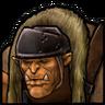Орочий воин-иконка
