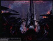 Демонический город вблизи (KoMM)