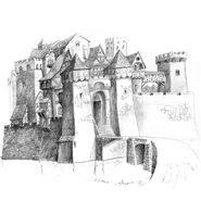 Замок-Замок (концепт-арт)