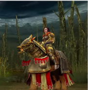 Орнелла конная модель