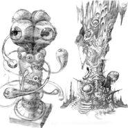 Глазница (концепт-арт)