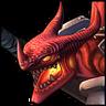 Пещерный демон-иконка