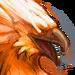 Огненная птица иконка H7