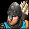 Лучник - иконка - H5