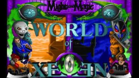 Might and Magic World of Xeen Official Trailer 1994