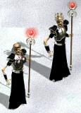 Некроманты в бою (HoMM IV)