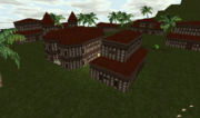Регна постройки