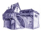Замок-постройка-2 (концепт-арт)