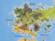 Карта Асхана