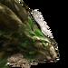 Изумрудный дракон-иконка-H7