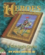 Heroes of Might and Magic box