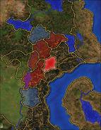 КА - карта во вступлении 7-й миссии