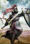Крестоносец командир