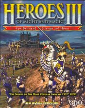 Heroes of Might and Magic III Cover Art