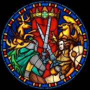 Битва Оленя с Грифоном