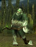 Гниющий зомби