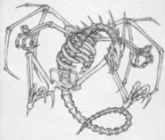 Костяной дракон (HoMM III)-концепт-арт-2