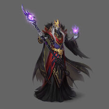 Герой Магии Лига муж