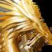 Золотой дракон-иконка-H7
