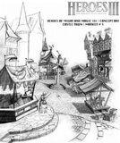 Рынок-Замок (концепт-арт)
