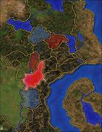 КА - карта во вступлении 5-й миссии