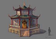 Храм наги (HoMM V)