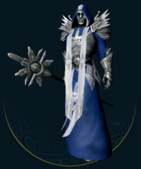 Священник 3D