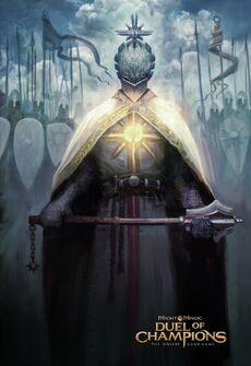 Крестоносец капеллан