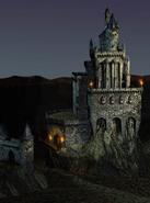 Замок-Некррополис (HoMM III)